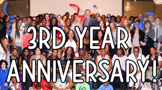 Welcome to the 3rd Year Anniversary of the Orlando International Christian Church!