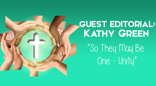 GUEST EDITORIAL: Kathy Green -