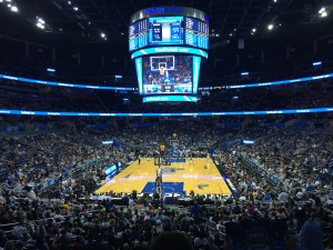 The campus conference closed with an incredible win in the Orlando Magic vs. Memphis Grizzlies game!