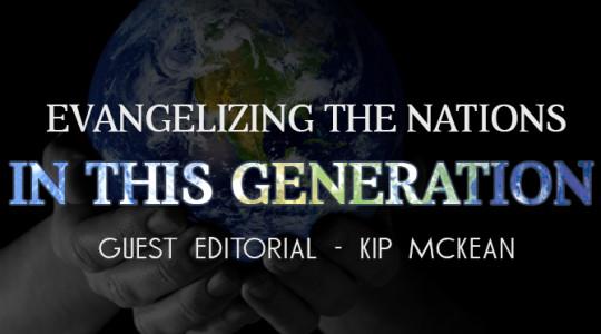 GUEST EDITORIAL: Kip McKean