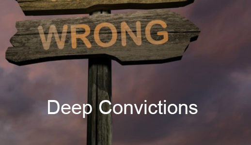 Deep Convictions